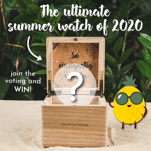The Ultimate Summer Watch of 2020