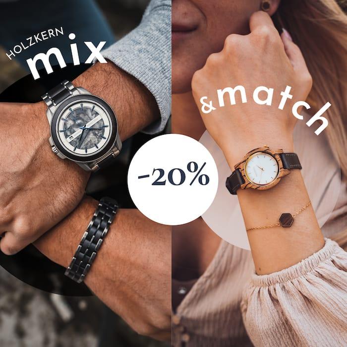 Holzkern Mix & Match