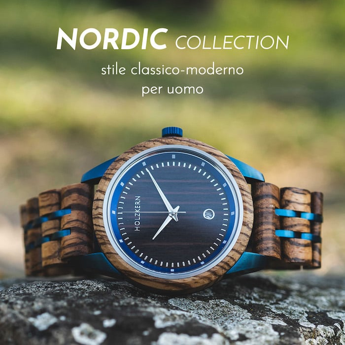 The Nordic Collection (45mm)