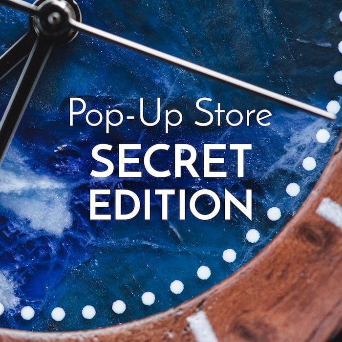 Die Pop-Up Store Secret Edition