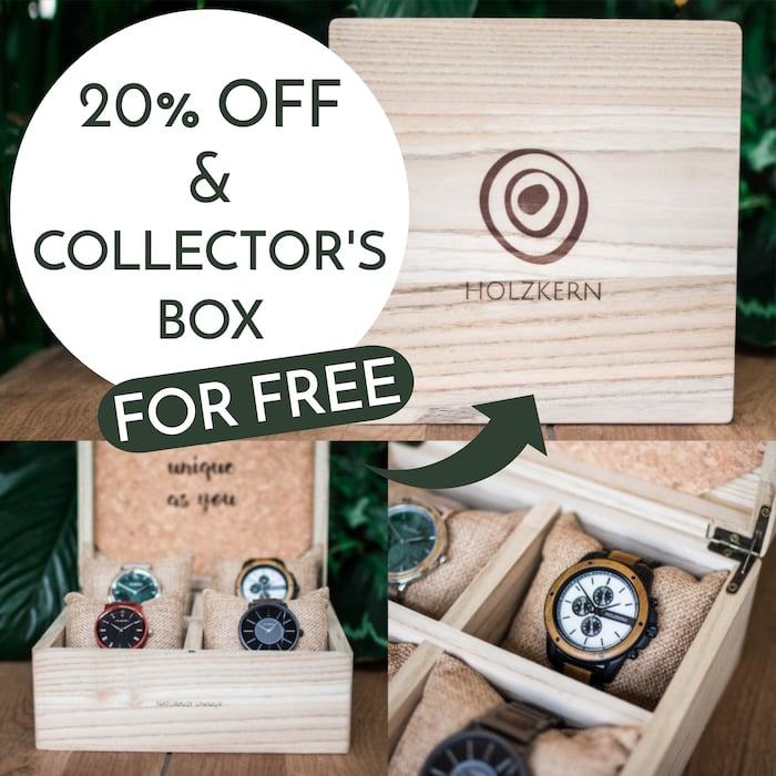 The Holzkern Collector's Box
