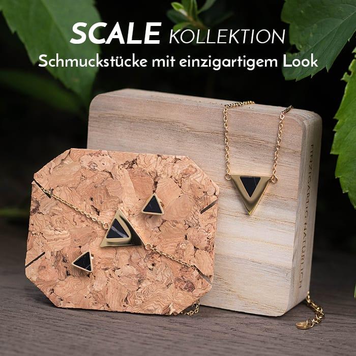 Die Scale Schmuck-Kollektion