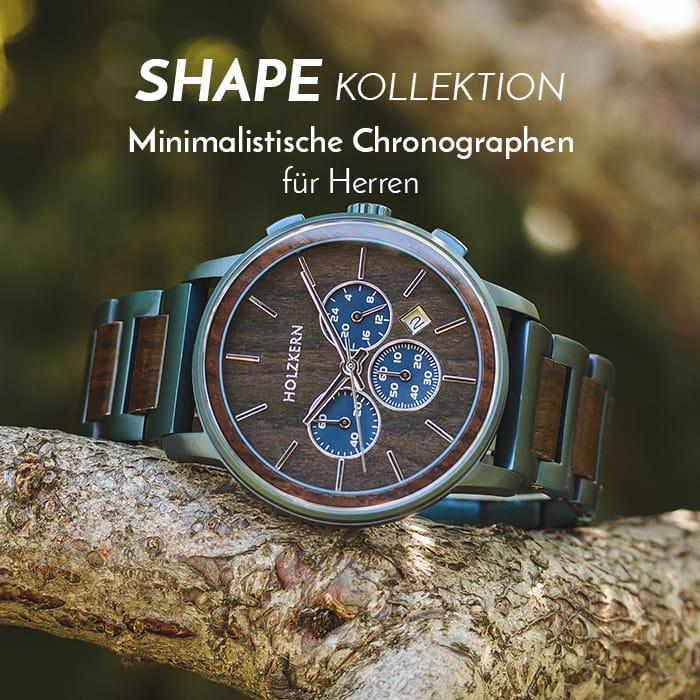 Die Shape Kollektion (44mm)