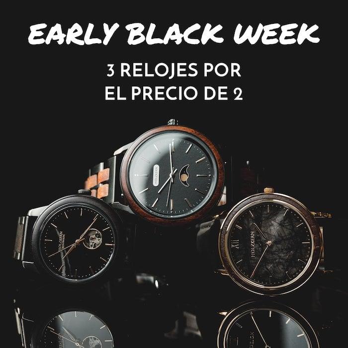 Early Black Week de Holzkern