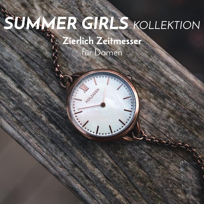 Die Summer Girls Kollektion (28mm)