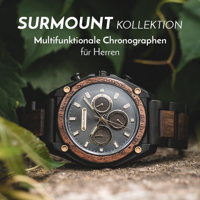 Die Surmount Kollektion (43mm)