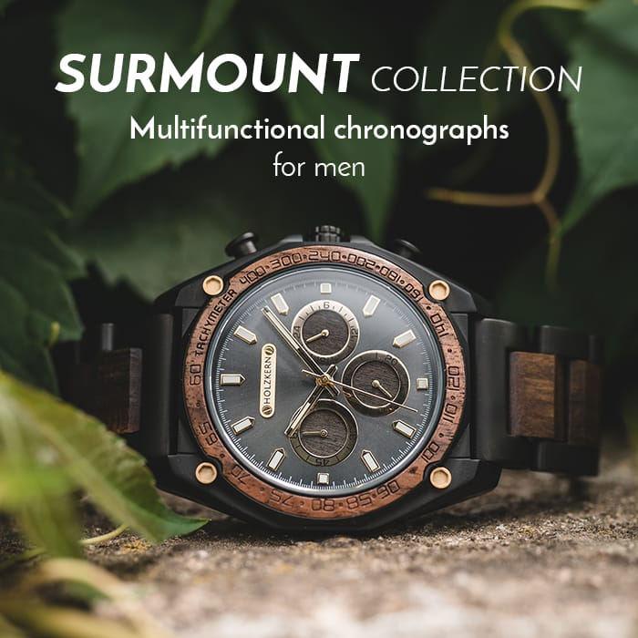 The Surmount Collection (43mm)