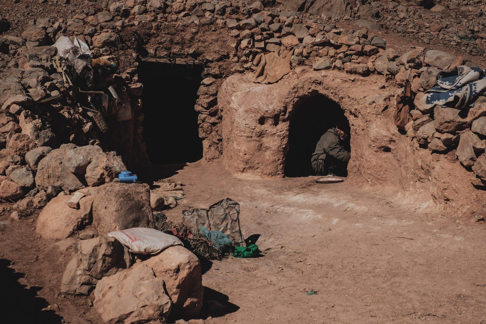 Marokko – Zu Besuch bei Nomaden