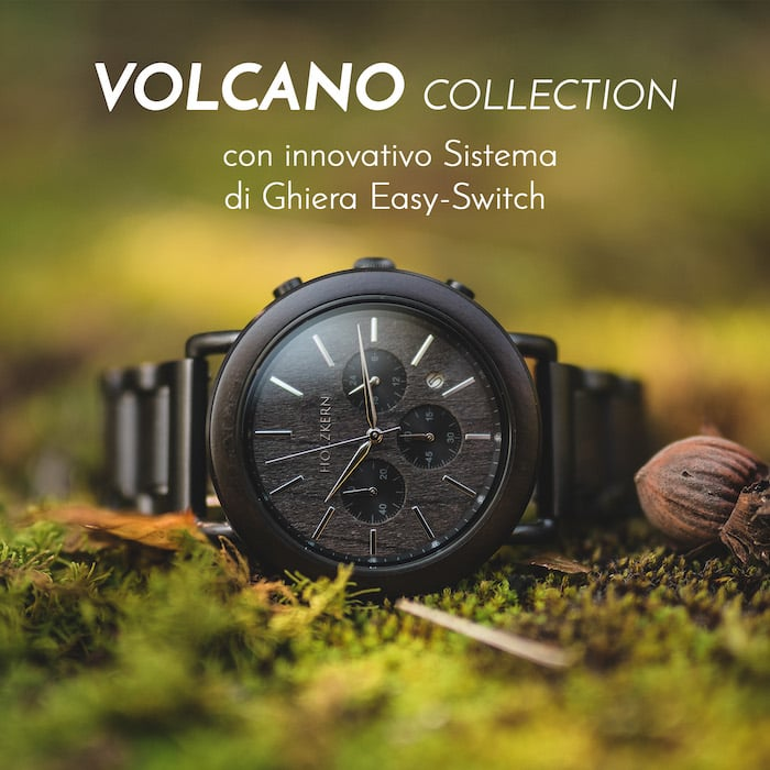 The Volcano Collection (45mm)