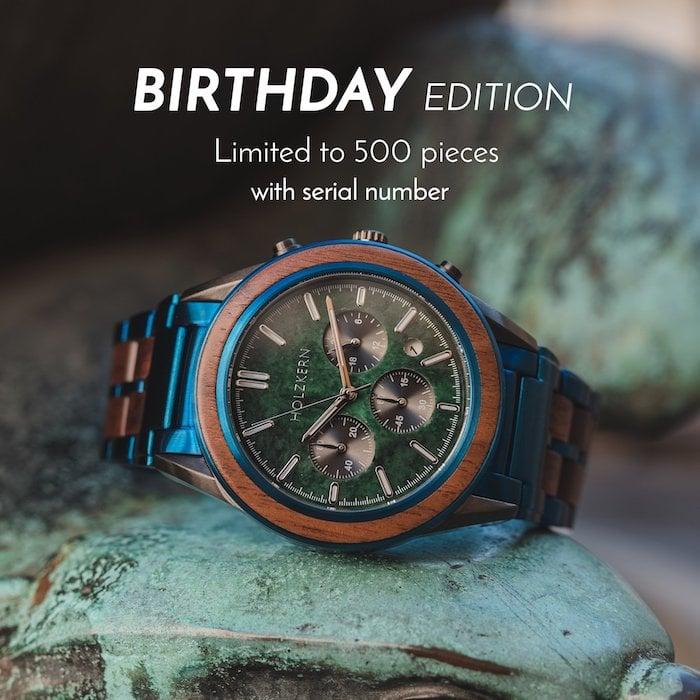 The Holzkern Birthday Edition