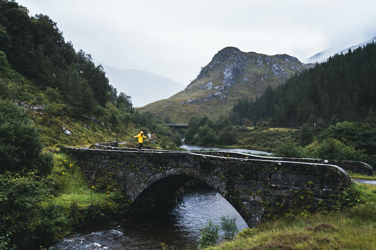 Eine Woche Erlebnisreise Schottland