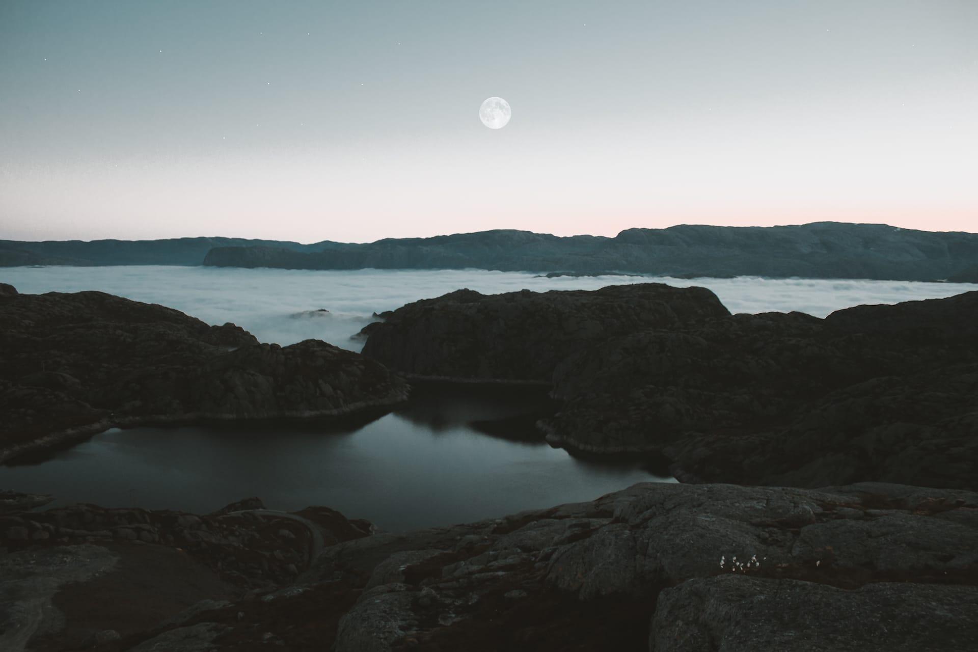Norwegen - ein Land für Wildcamper