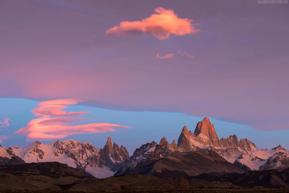 Patagonien: Naturkino am Ende der Welt