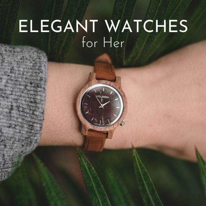 Elegant women's watches