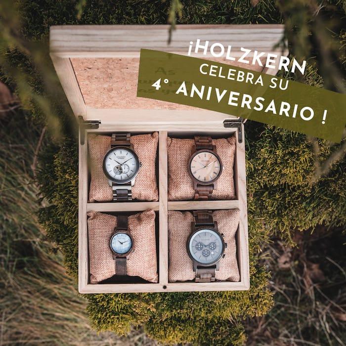 Holzkern Birthday Week 4 ES