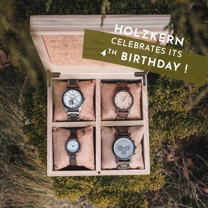 Holzkern Birthday Week 1EN