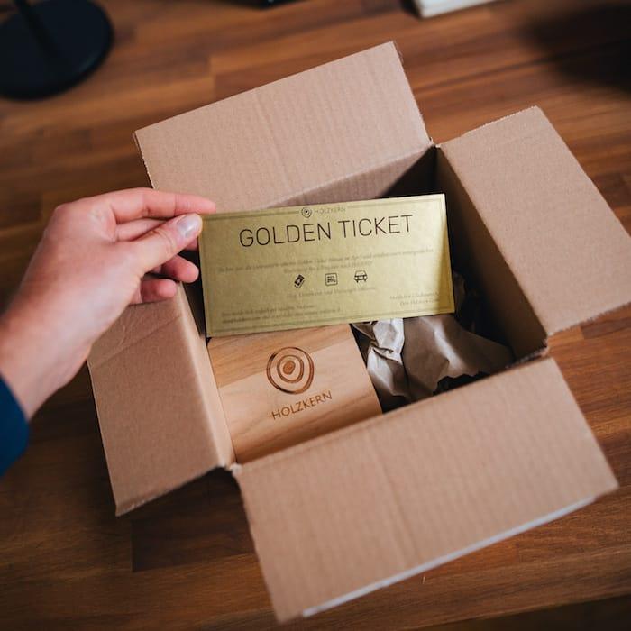 Golden Ticket DE 1