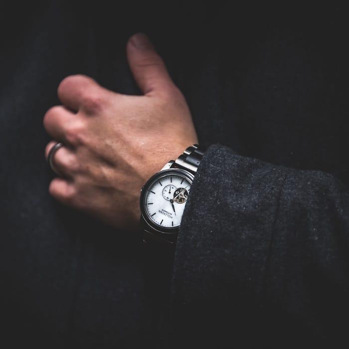 Elegante Uhren Slider EN 1