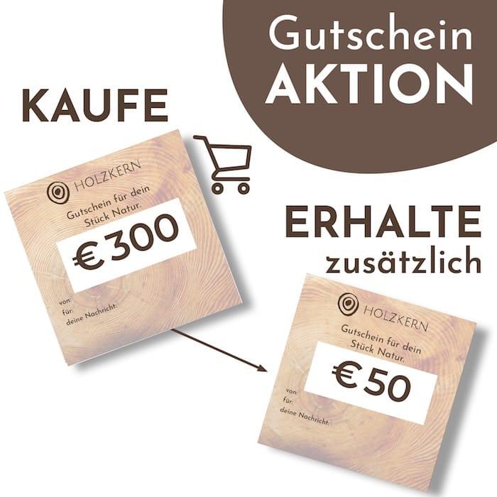 Holzkern Gutscheinaktion Slider DE 1