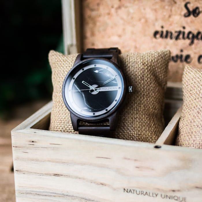 Holzkernbox für 2 liebste Unikate Slider EN 3