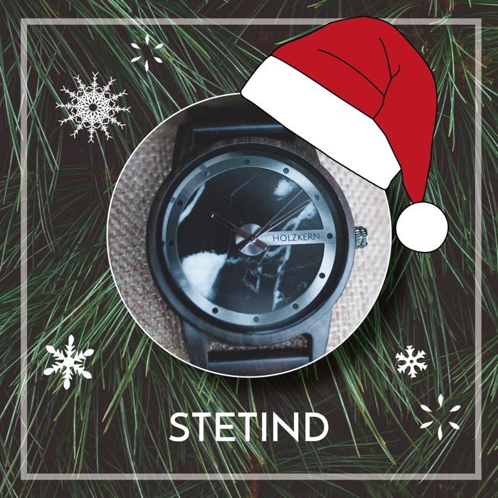 Uhr vom Weihnachtsmann Slider 3