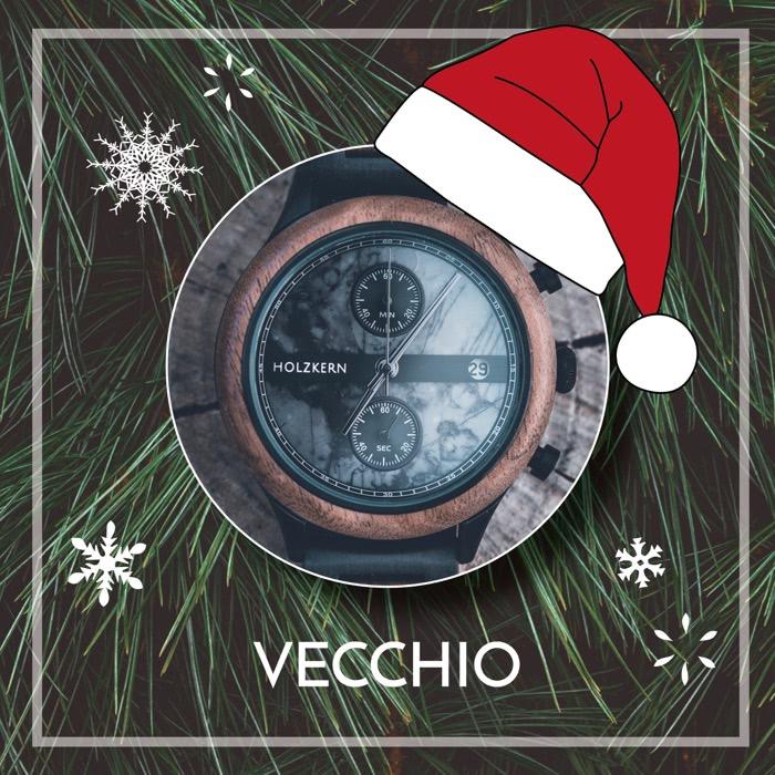 Uhr vom Weihnachtsmann Slider 4