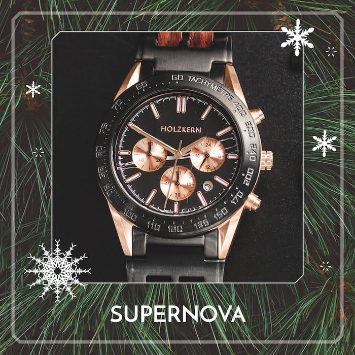 Uhr vom Weihnachtsmann 2019 Slider DE 5