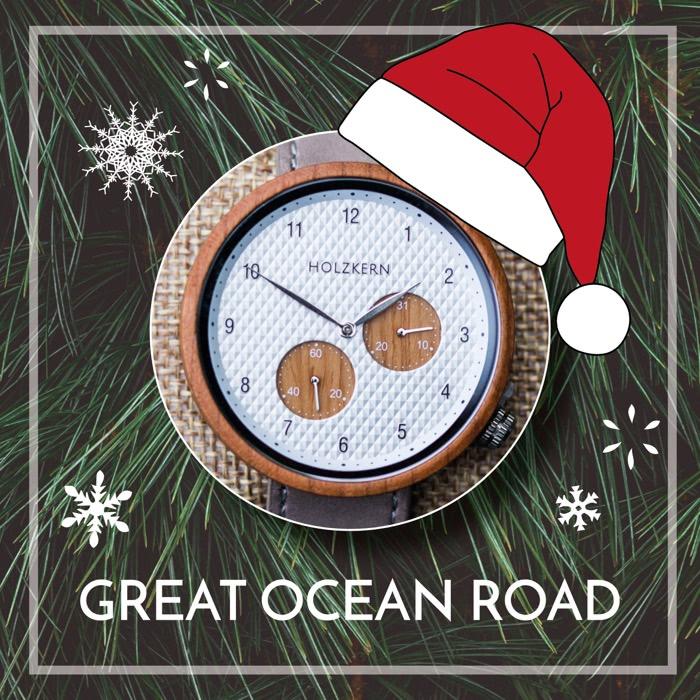 Uhr vom Weihnachtsmann Slider 6