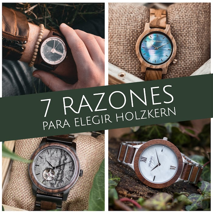 7 razones para elegir Holzkern