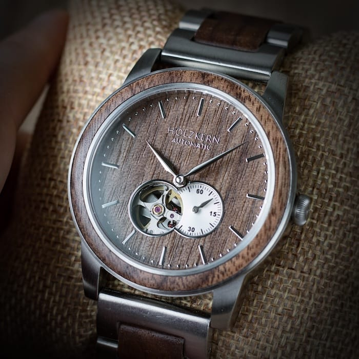 5c8e694aa Wood & Stone Watches by Holzkern | Unique by Nature