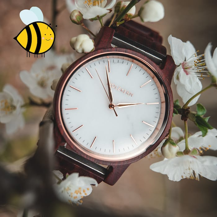 Bee with Holzkern Slider IT 5