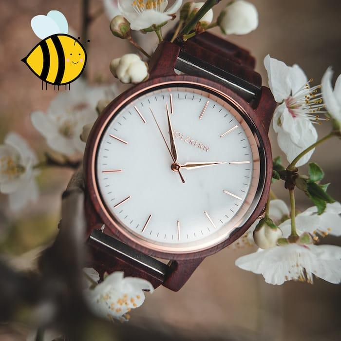 Bee with Holzkern Slider DE 5