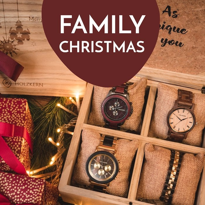 Family Christmas 2019 Main/Trend Slider WORLD