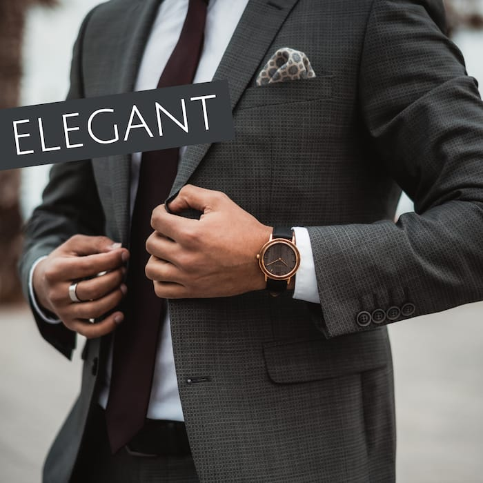 Elegante Uhren für besondere Anlässe