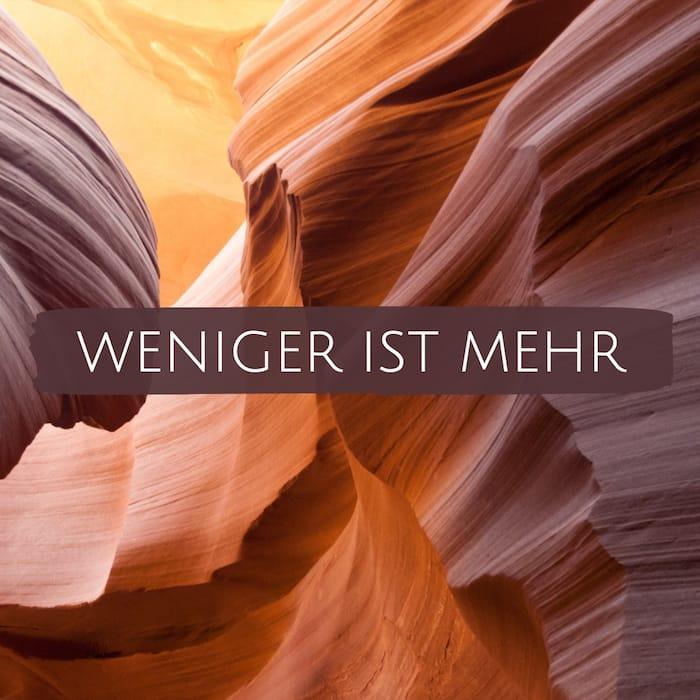 Schlichtes Design Mainslider DE
