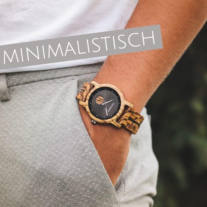 Schlichtes Design für einen minimalistischen Look