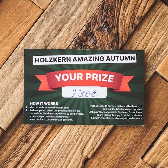Holzkern Hammer Herbst Slider EN 1