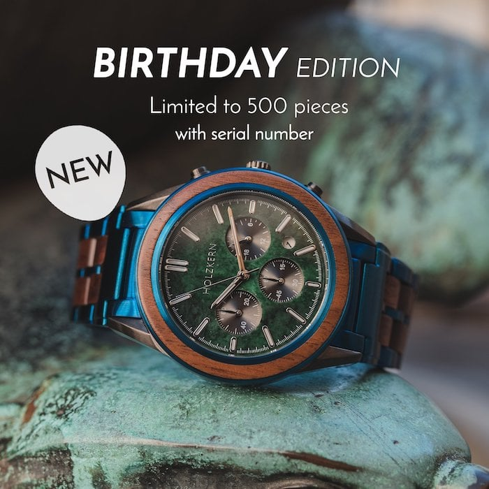 Birthday Edition Neuigkeitenslider EN