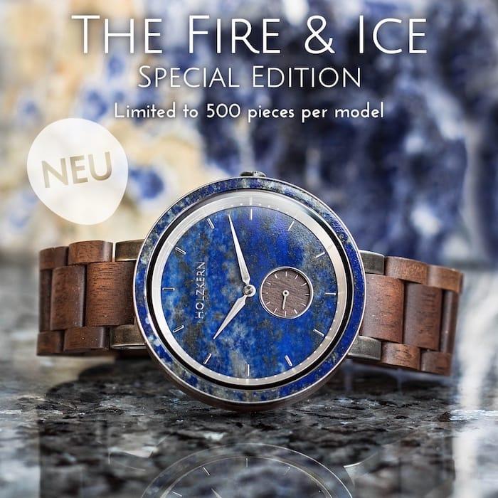 Fire und Ice Mainslider EN