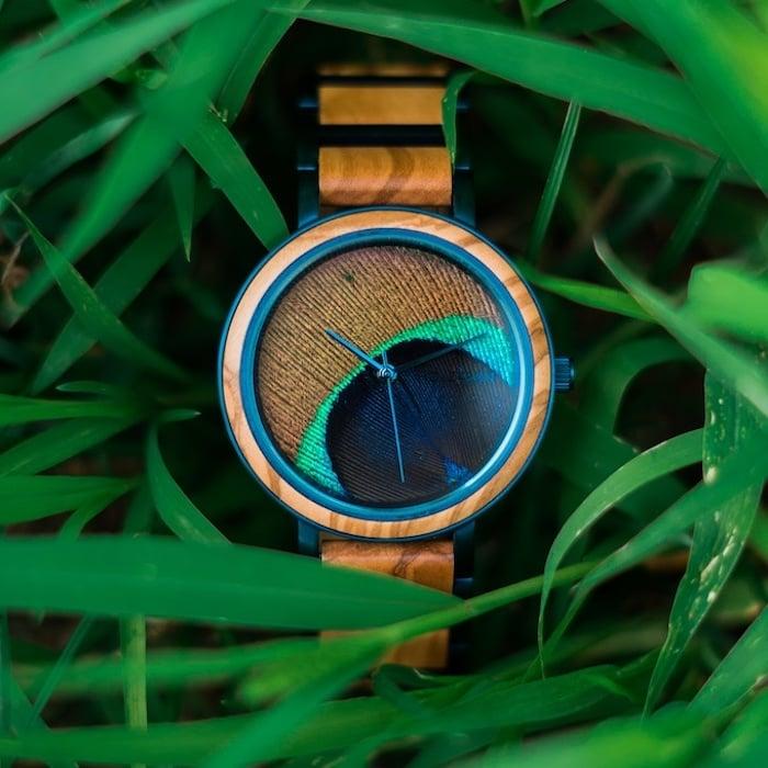 Holz des Monats Olive Slider DE 7