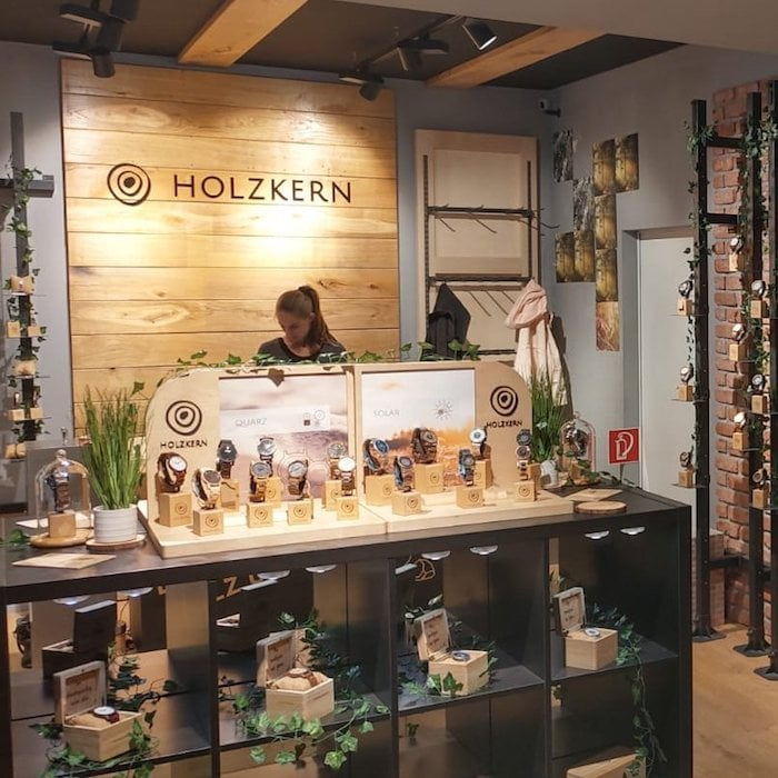 Holzkern Pop Up Store München Slider 5