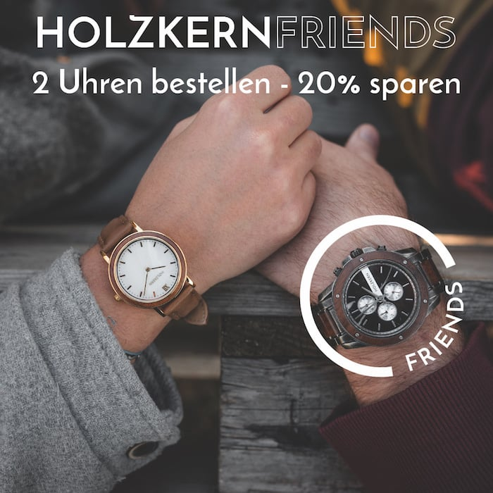 Holzkern Friends Rabatt 1
