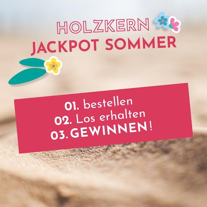 Holzkern Jackpot Summer DE 1