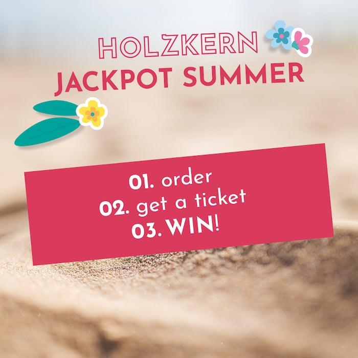 Holzkern Jackpot Summer EN 1