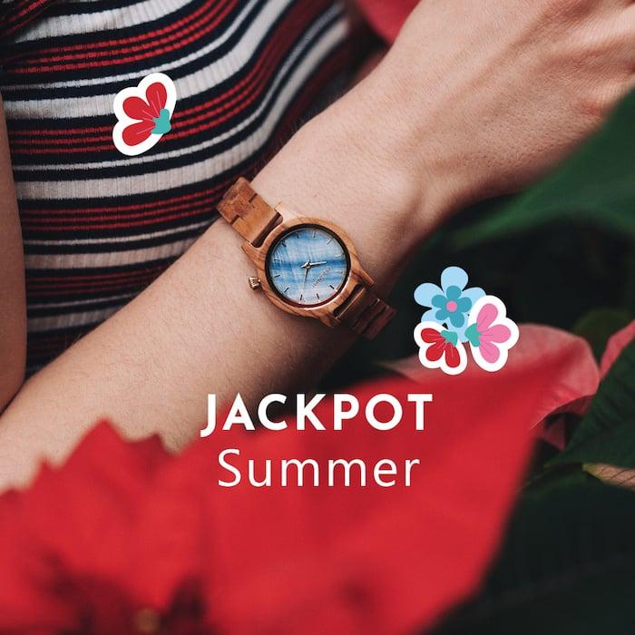 Holzkern Jackpot Summer EN 3