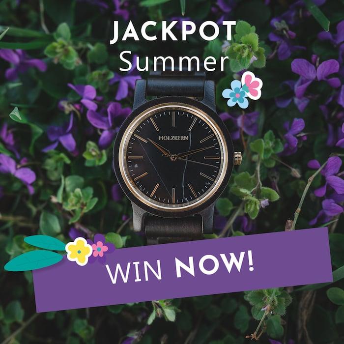 Holzkern Jackpot Summer EN 6