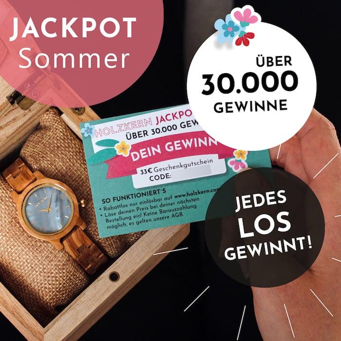 Jackpot Summer Neuigkeitenslider DE