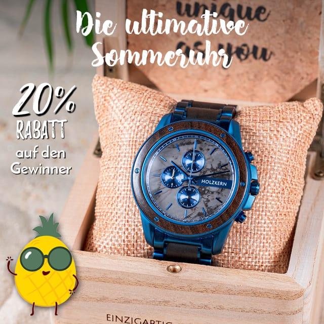 Ultimative Sommeruhr Mainslider DE
