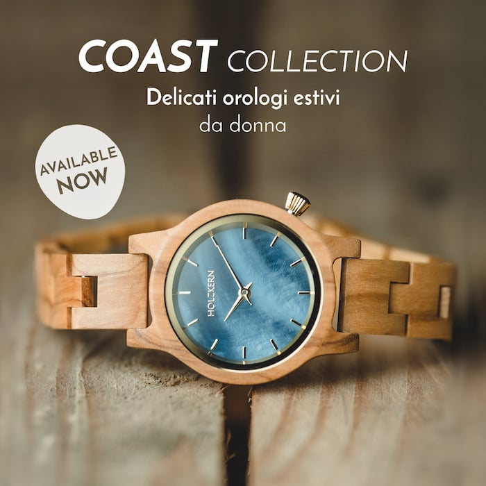 The Coast Collection Wood (28mm)
