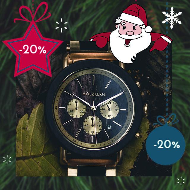 Uhr vom Weihnachtsmann 2019 Mainslider DE